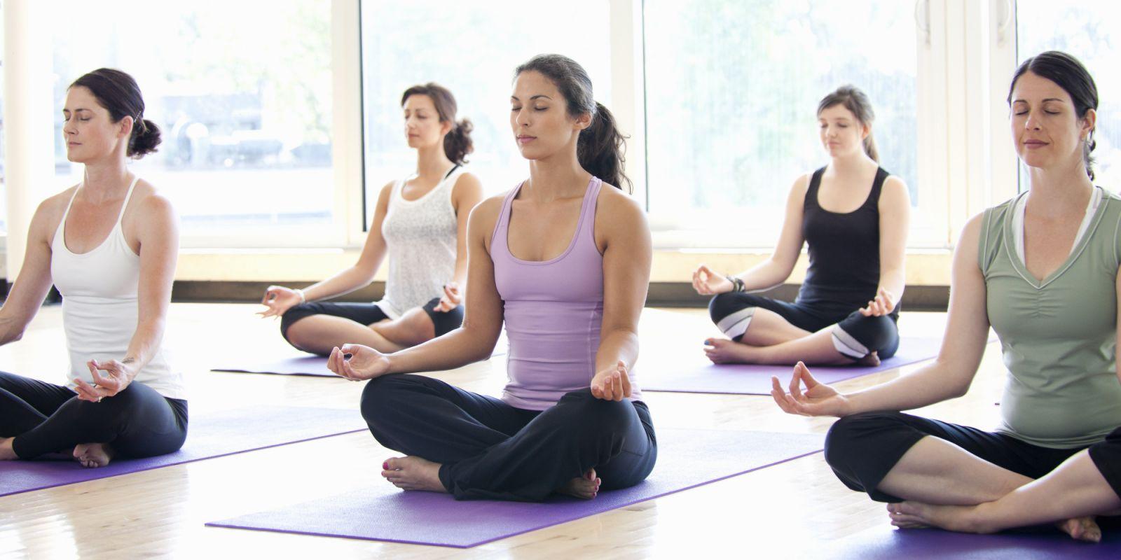 d'yoga female club